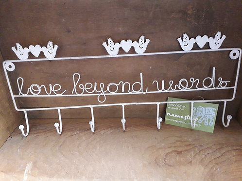 Love Beyond Words Sign