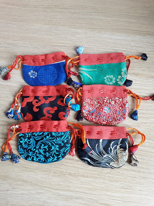 Sari Ring Pouch