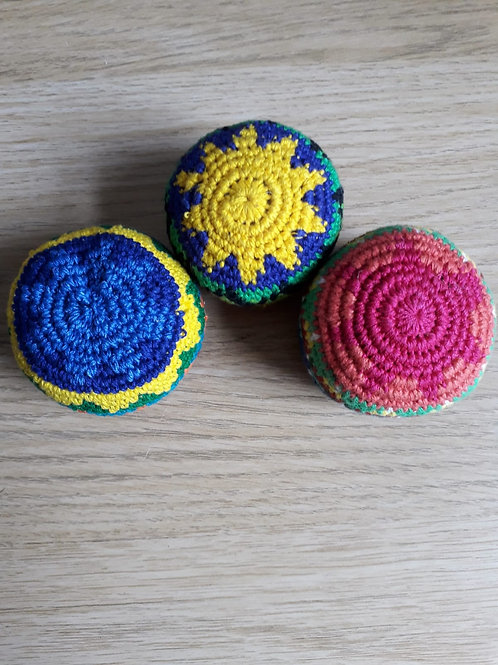 Haki Sack Juggling Balls