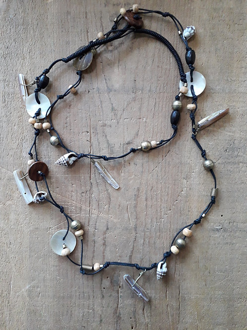 Necklace with Shells