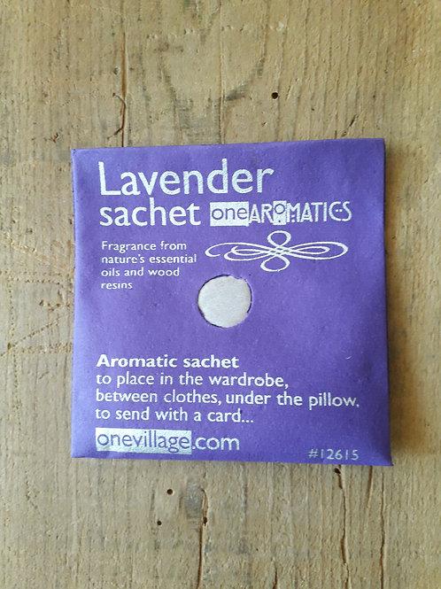 Lavender Aromatic Scent Sachet