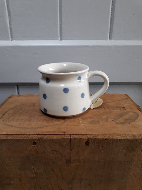 Spotty Hand Thrown Mug