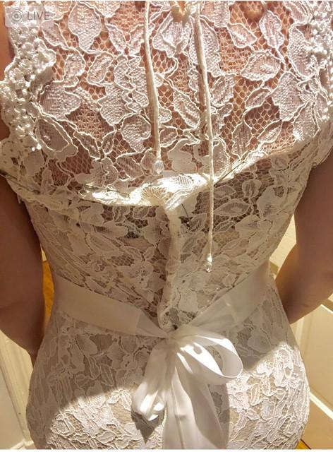 Studio Tissue8 Bridal Fitting