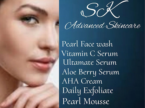 SK Advanced Skincare