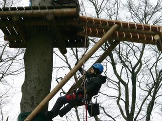 Trainerwochenende Kletterwald Strassmühle