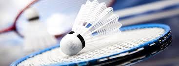 Trainingsstart vom Badminton