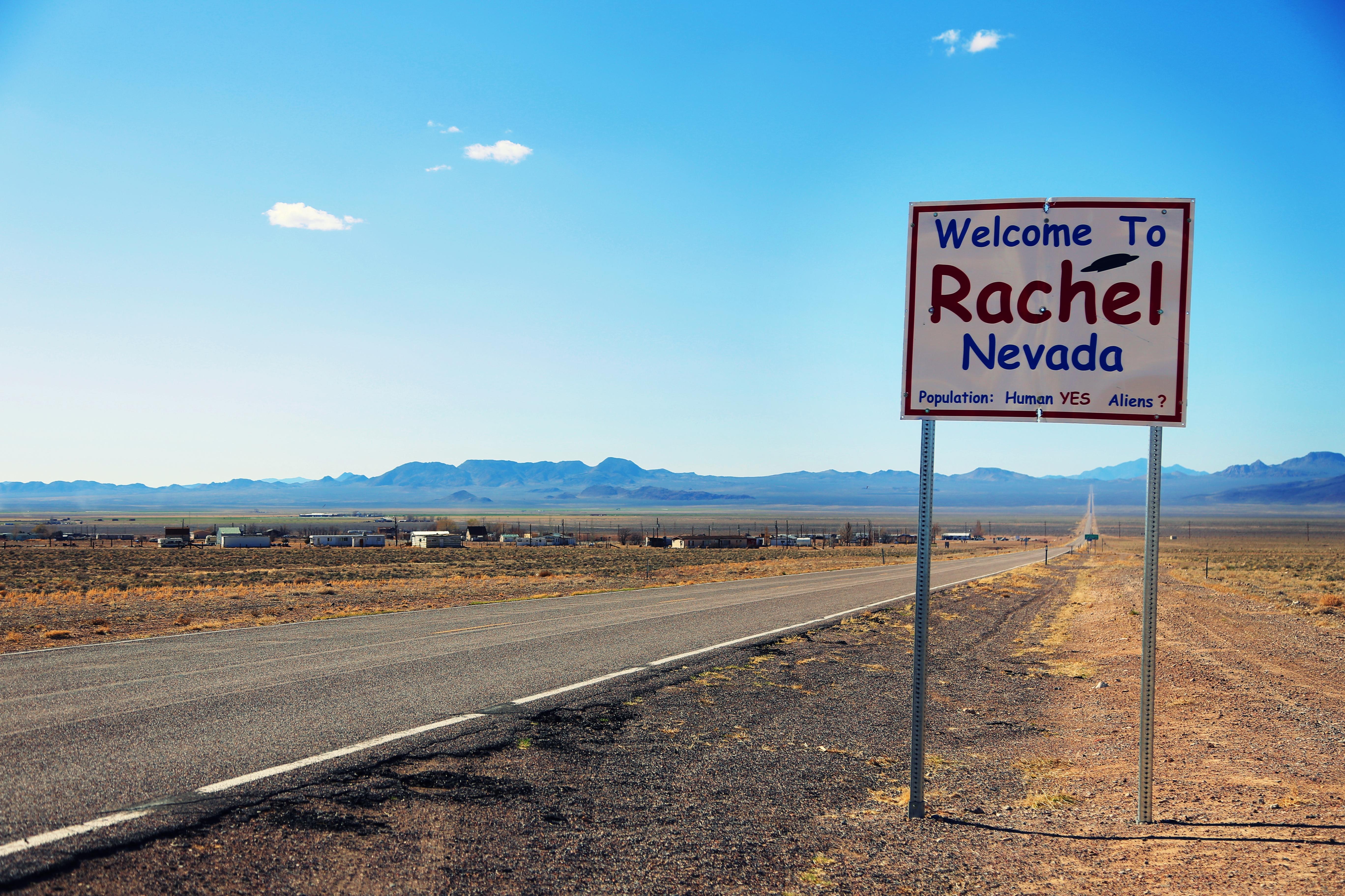| RACHEL, NV |