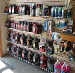 Marine Engine Oil and Care Products