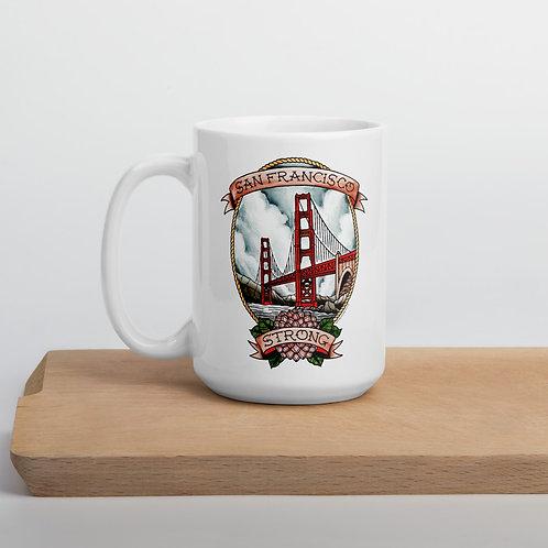 SF Strong Mug (2 Sizes)