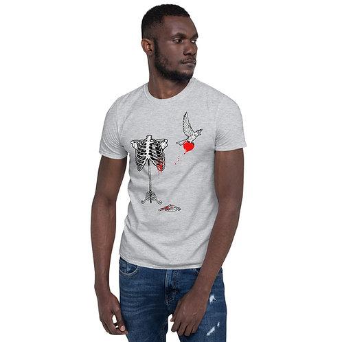 Birdcage Short-Sleeve Unisex T-Shirt