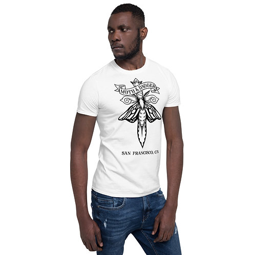 Moth Logo Unisex T-Shirt