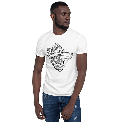 Wolf Spirit (B) Unisex T-Shirt