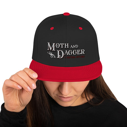 M&D Logo Snapback Hat
