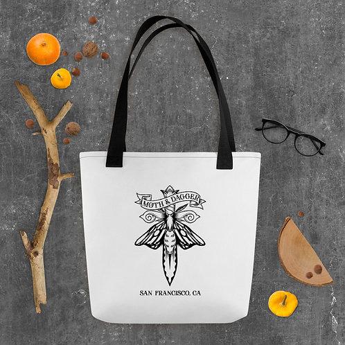 M&D Moth Logo Tote bag