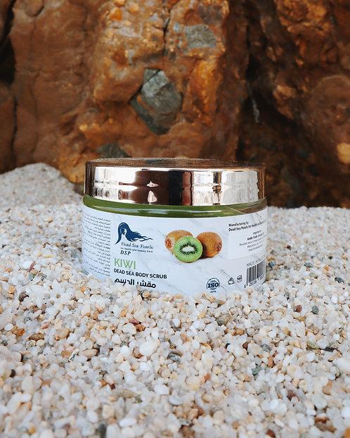 Scrub pentru corp cu aroma de Kiwi
