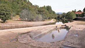 Os Baños - Thermal waters
