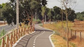 Nova Ecopista do Montijo