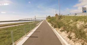 Nova ciclovia na Figueira-da-Foz