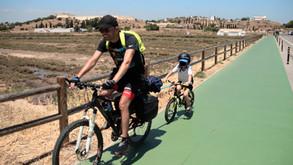 Nova ciclovia liga Castro Marim a Vila Real de Santo António.