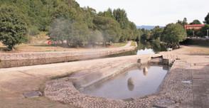 Os Baños - Água termal ao ar livre