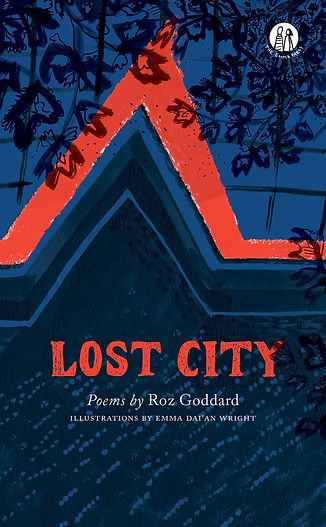 Lost City by Roz Goddard