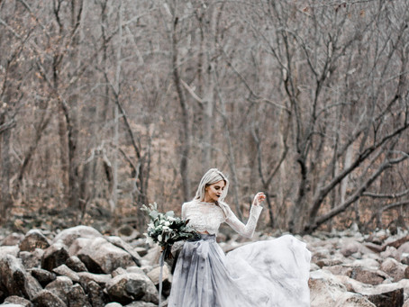 Ice Queen Portraits, Hickory Run State Park