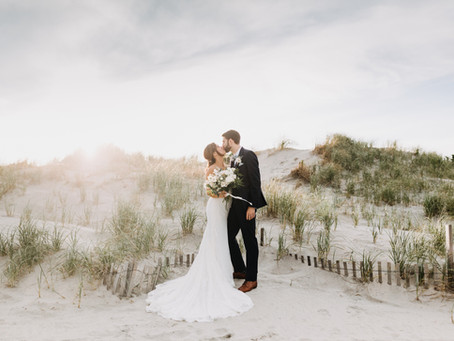 Rebecca + Scott, Avalon NJ