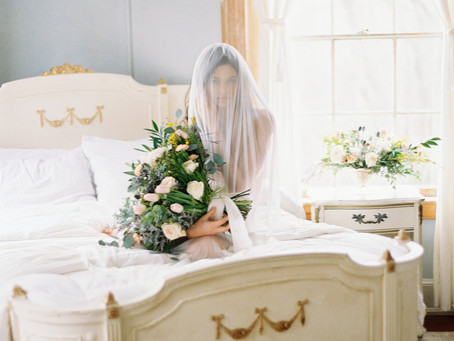 Bridal Boudoir, Cool Springs Bluemont VA