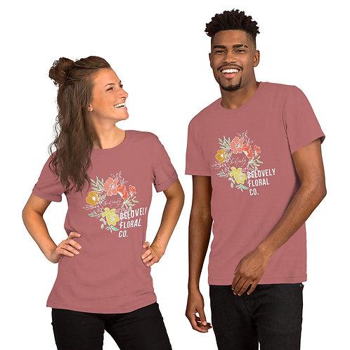 Color Logo Unisex T-Shirt