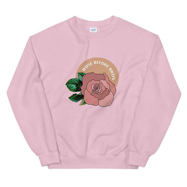 unisex-crew-neck-sweatshirt-light-pink-f