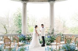 Elkins Estate Pennsylvania Wedding Kylee