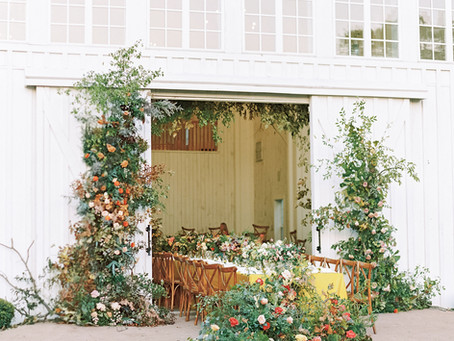 Design Sanctuary, The White Sparrow Barn, Dallas, TX