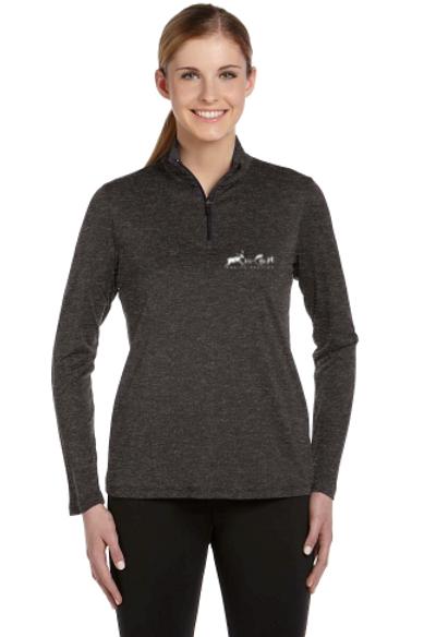 Ladies' Quarter-Zip Pullover
