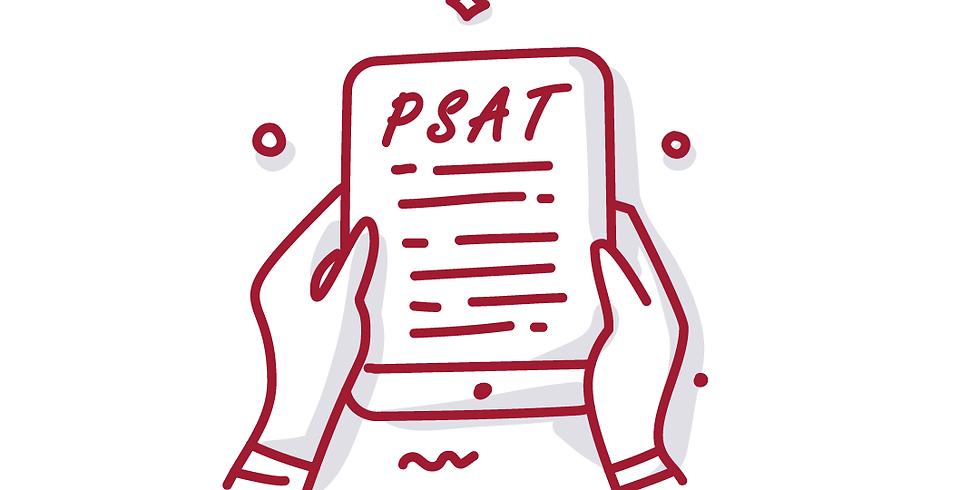 PSAT Prep Workshop