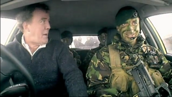 Top Gear: Military Invasion Teaser