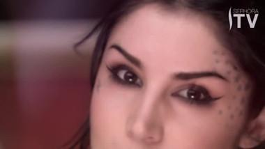 Sephora: Kat Von D's Everyday Liquid Eyeliner How-To