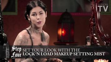 Sephora: How To Use Lock-It Powder Foundation by Kat Von D