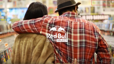 Red Bull: Sound Selects
