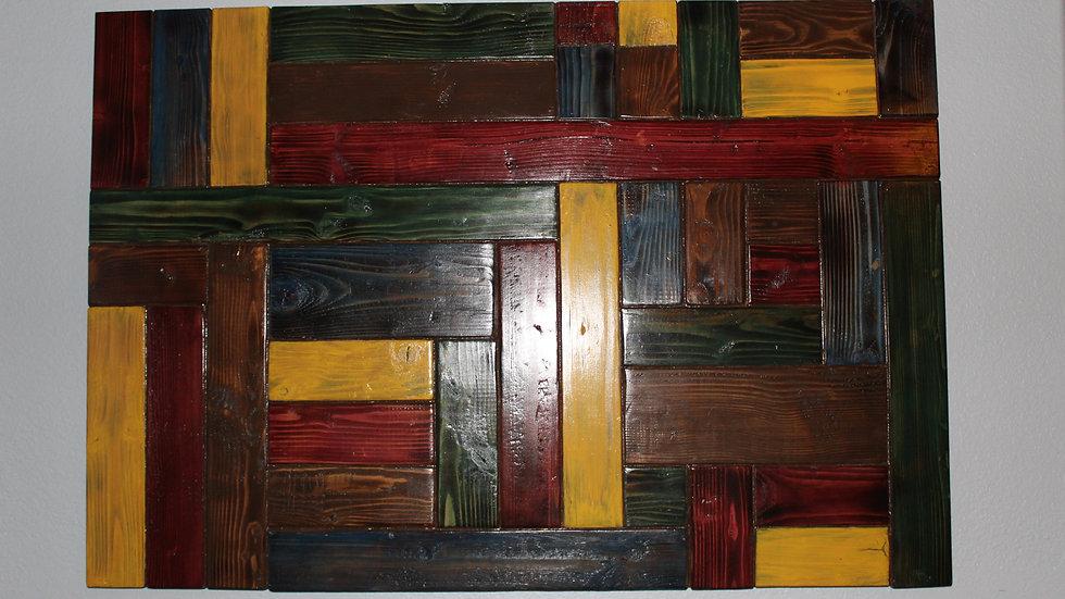 Small Wood Art