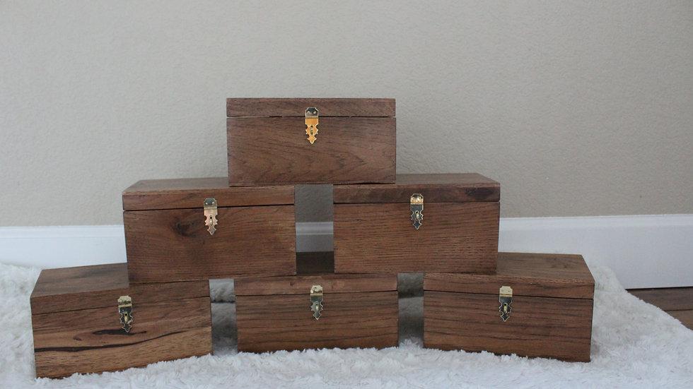 Small Keepsake boxes