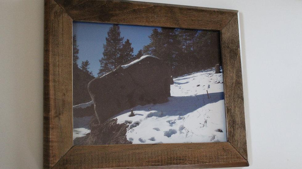 7.5 x 10 Alder Frames