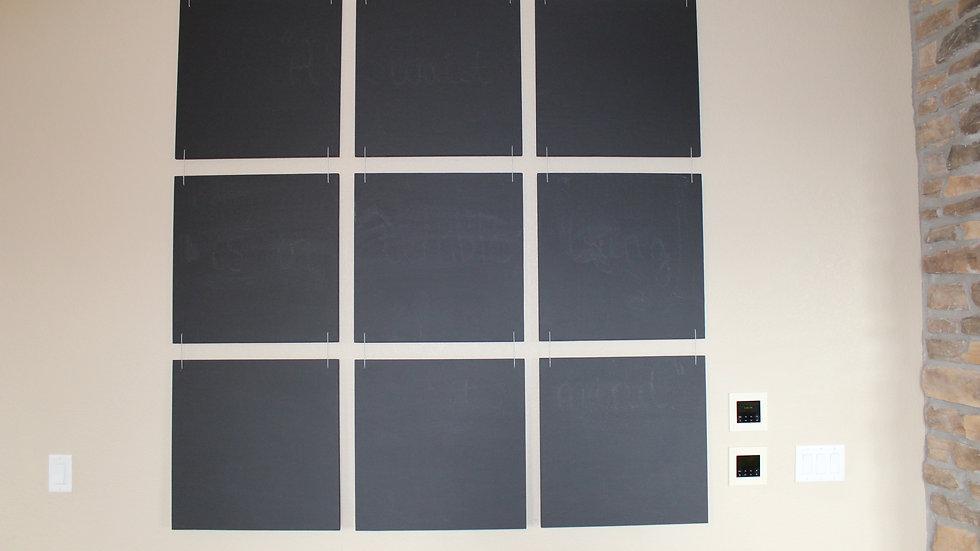 Chalk Board Wall Art