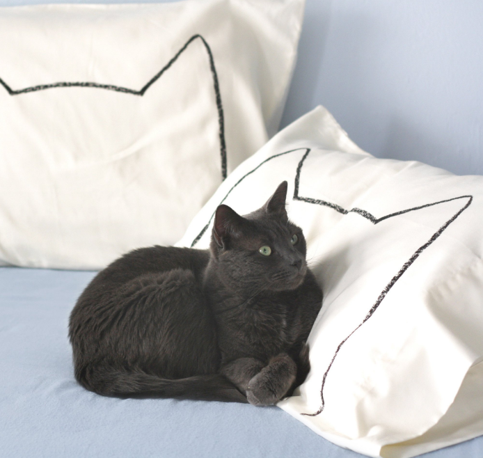 xenotees cat pillowcases