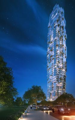GNV-Madero Tower- 03-Tower_Night-02