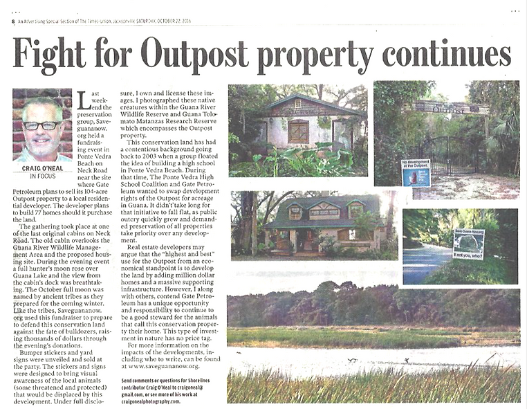 fight for outpost property craig article