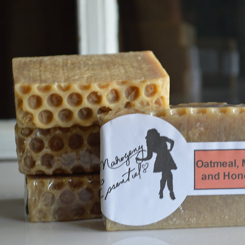 Oatmeal Milk & Honey Bar