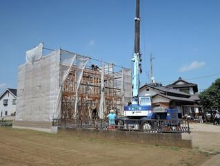 菅生町の住宅