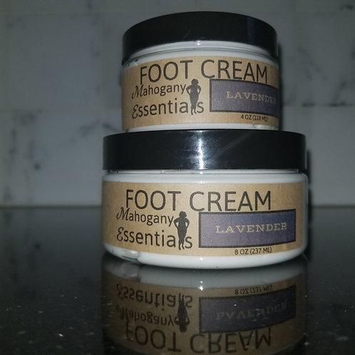 Foot Cream - Lavender