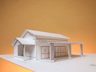 古い納屋の建て替え