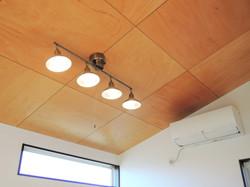 リビングルームの天井